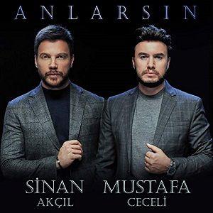 دانلود آهنگ Mustafa Ceceli ft Sinan Akçıl Anlarsın
