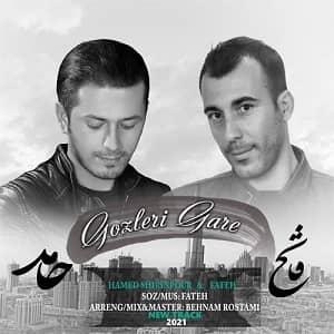 دانلود آهنگ Fateh ft Hamed Shirinpour Gözleri Qare