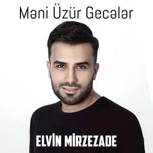 دانلود آهنگ Elvin Mirzezade Meni Üzür Geceler