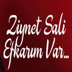 دانلود آهنگ Ziynet Sali Efkarım Var